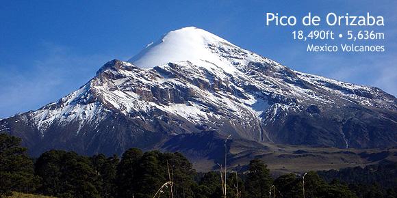 Iztaccíhuatl Adventure : Trip Reports : SummitPost