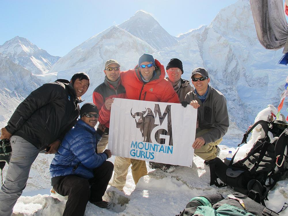 Everest Base Camp Expedition Trek Info | Mountain Gurus